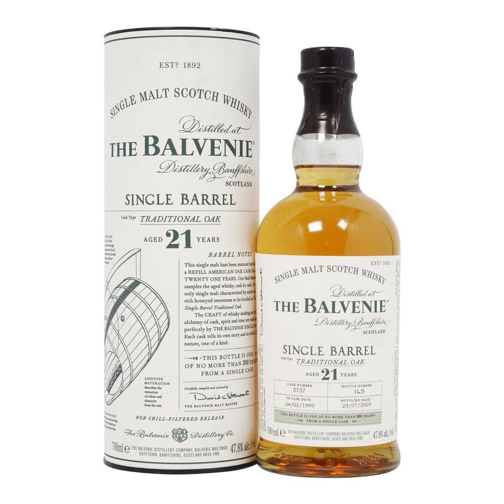 Balvenie single barrel 15 years old - Sherry cask - single - Catawiki