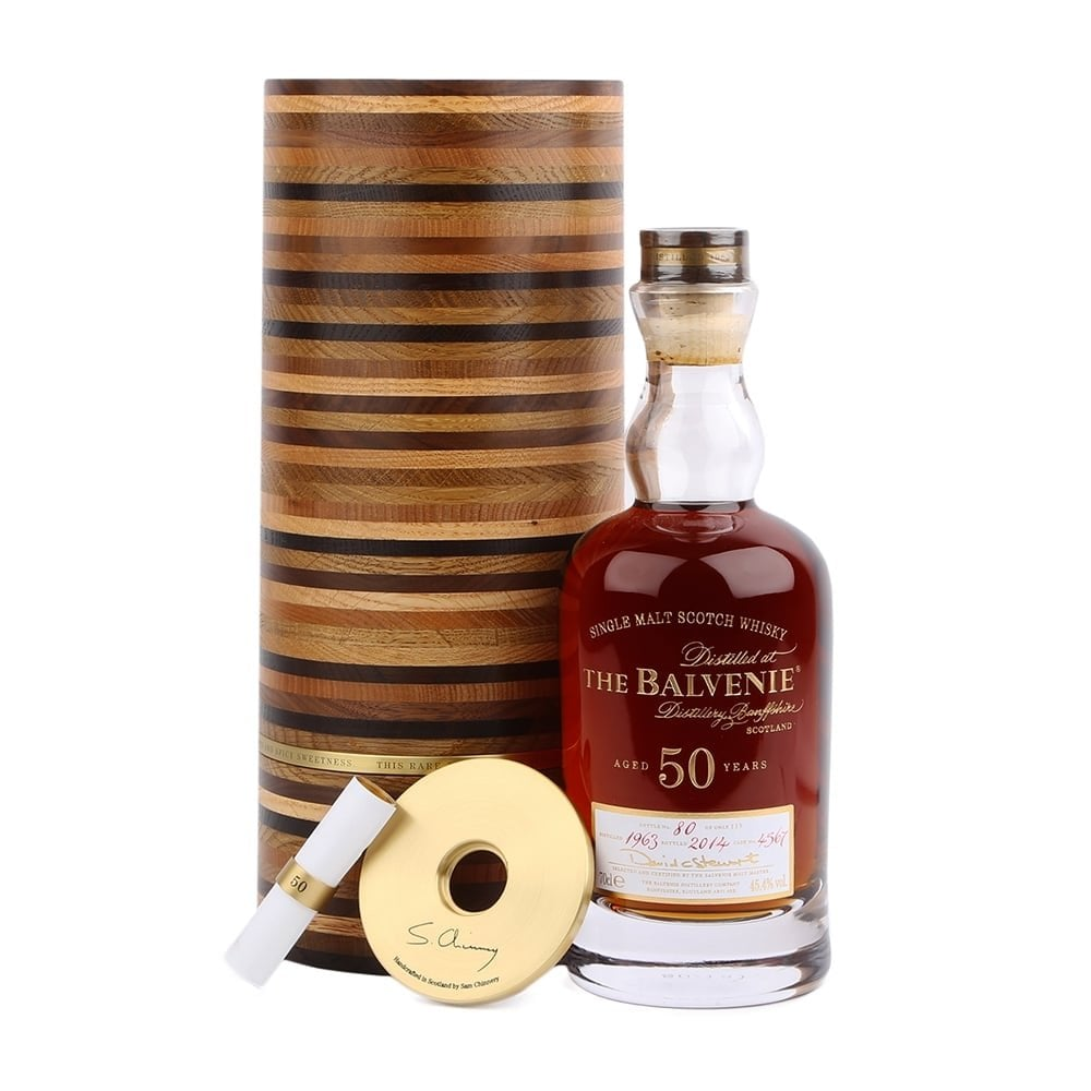 c2c75609f23 Balvenie 50 Year Old - Cask 4567 - Whisky from The Whisky World UK