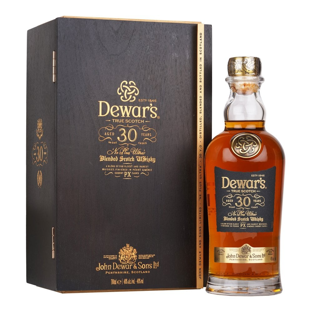 Dewar S 30 Year Old Whisky From The Whisky World Uk