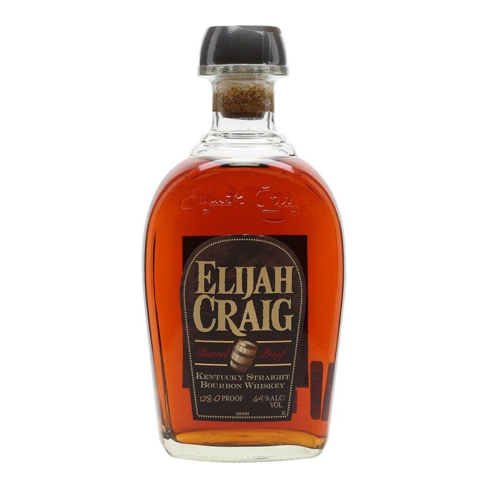 Ubrugte Elijah Craig Barrel Proof - Whisky from The Whisky World UK GG-27