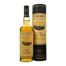 Glenmorangie 18 Year Old - Old Bottling
