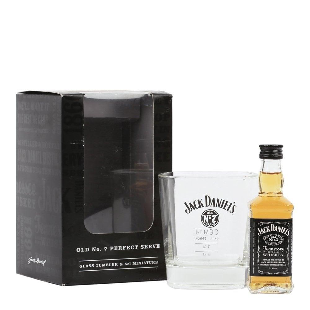 Jack Daniel's Whiskey - 5cl Miniature
