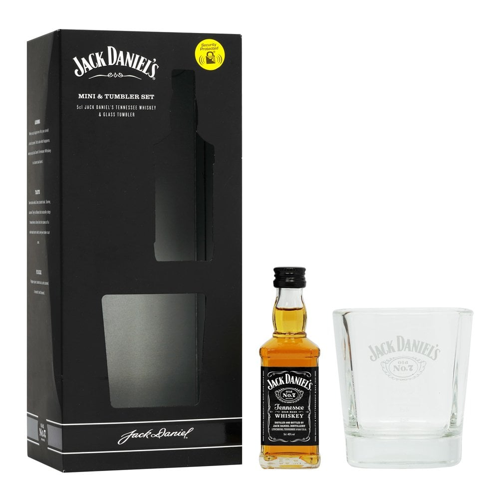 Whiskey - 5cl Miniature - Glass
