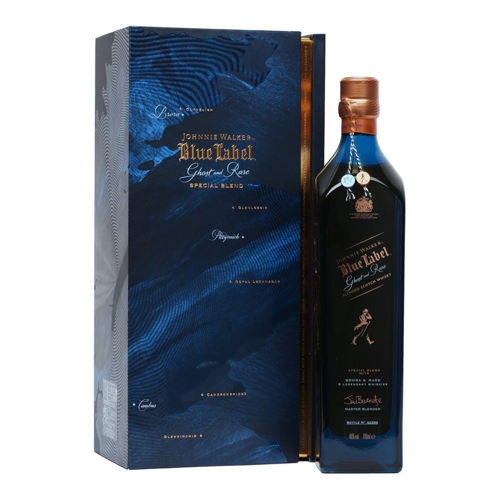 Johnnie Walker Blue Label - Brora - Ghost ...