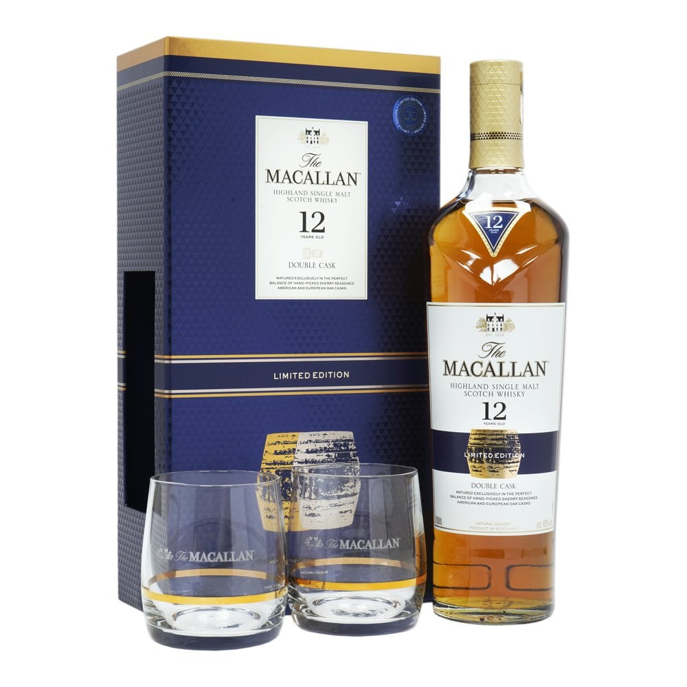 Macallan 12 Year Old - Double Cask - 2