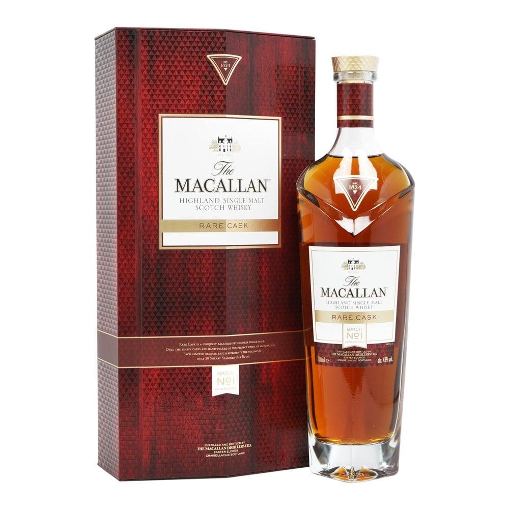Macallan Select Oak - Buri7
