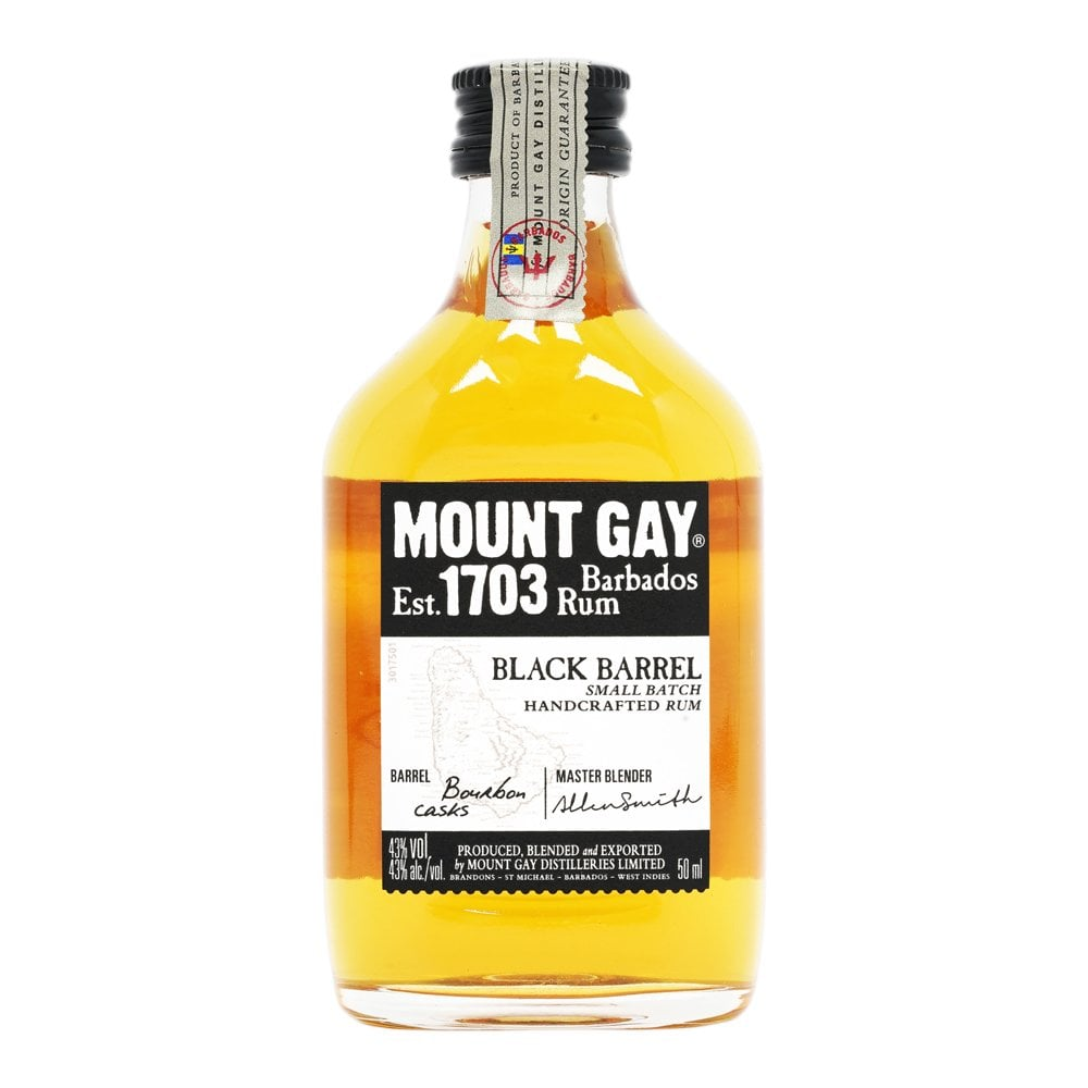 Mount Gay Eclipse Barbados Rum Review