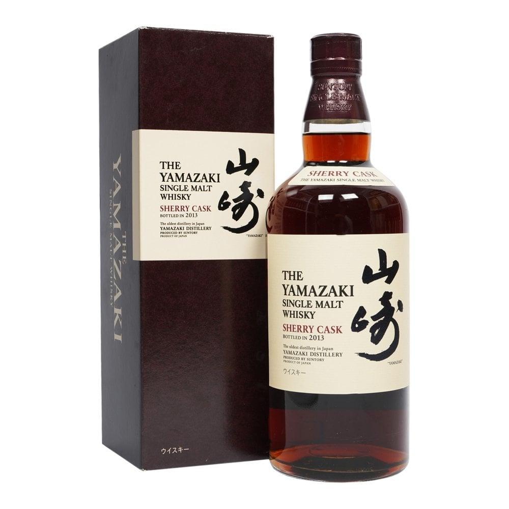 「yamazaki 2013 sherry」の画像検索結果