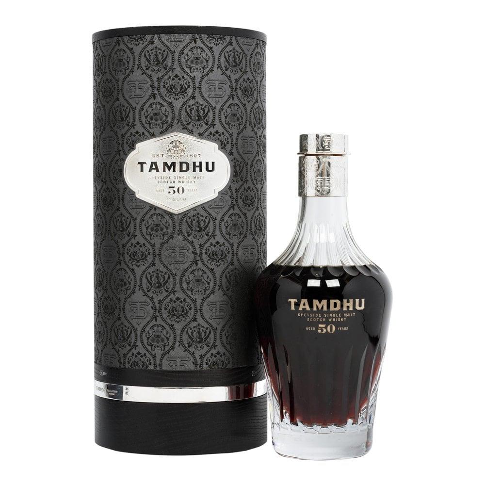 50 Year Old Whiskey >> Tamdhu 50 Year Old