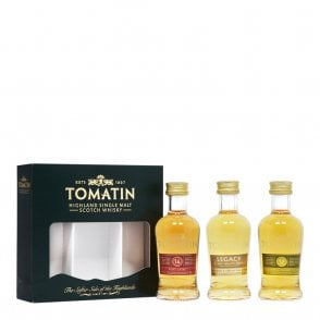 Tomatin Gift Pack - 3x5cl Miniatures